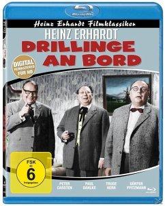 Drillinge An Bord - Erhardt,Heinz/Pfitzmann,Günter