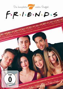 FRIENDS Staffel 7 - Episoden 01 - 06 DVD-Box