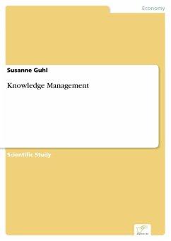 Knowledge Management (eBook, PDF) - Guhl, Susanne