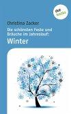 Die schönsten Feste und Bräuche im Jahreslauf - Band 4: Winter (eBook, ePUB)