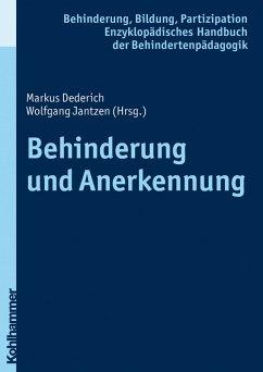 Behinderung und Anerkennung (eBook, PDF)