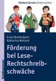 Förderung bei Lese-Rechtschreibschwäche (eBook, PDF)