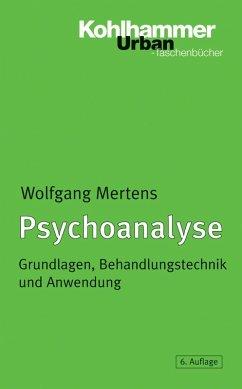 Psychoanalyse (eBook, PDF) - Mertens, Wolfgang