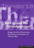 """""""Vom Grund des Grundgesetzes"""""""
