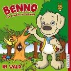 Benno, der schlaue Kuschelhund: Im Wald (MP3-Download)