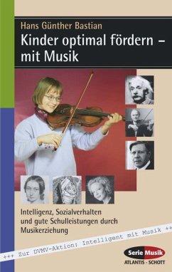 Kinder optimal fördern ? mit Musik (eBook, PDF)