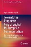 Towards the Pragmatic Core of English for European Communication