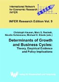 Determinants of Growth and Business Cycles: Theory, Empirical Evidence and Policy Implications: INFER Annual Conference 2003 (eBook, PDF)