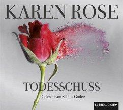 Todesschuss / Baltimore Bd.4 (6 Audio-CDs) - Rose, Karen