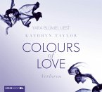 Verloren / Colours of Love Bd.3 (4 Audio-CDs)