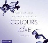 Verloren / Colours of Love Bd.3 (4 Audio-CDs)