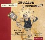 Göttlich versumpft, 4 Audio-CDs