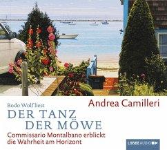 Der Tanz der Möwe / Commissario Montalbano Bd.15 (4 Audio-CDs) - Camilleri, Andrea