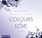 Verführt / Colours of Love Bd.4 (4 Audio-CDs)