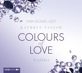 Verführt / Colours of Love Bd.4 (4 Audio-CDs)