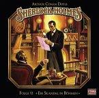 Sherlock Holmes - Ein Skandal in Böhmen, 1 Audio-CD