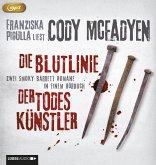 Die Blutlinie & Der Todeskünstler / Smoky Barrett Bd.1 & 2 (2 MP3-CDs)