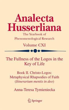 The Fullness of the Logos in the Key of Life
