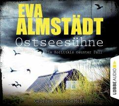 Ostseesühne / Pia Korittki Bd.9 (4 Audio-CDs) - Almstädt, Eva