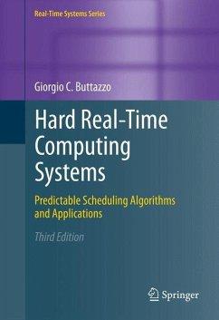 Hard Real-Time Computing Systems - Buttazzo, Giorgio C