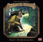 Sherlock Holmes - Das Zeichen der Vier, 2 Audio-CDs