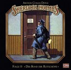 Sherlock Holmes - Der Bund der Rotschöpfe, 1 Audio-CD