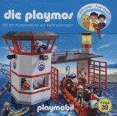 Mit der Küstenwache auf Verbrecherjagd / Die Playmos Bd.39 (1 Audio-CD)