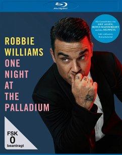 Robbie Williams - One Night at the Palladium BD - Williams,Robbie