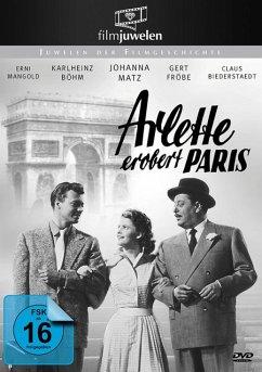 Arlette erobert Paris