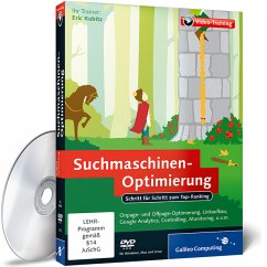 Suchmaschinen-Optimierung, 1 DVD-ROM
