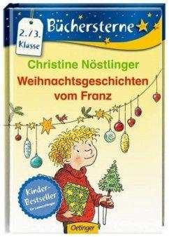 Weihnachtsgeschichten vom Franz - Nöstlinger, Christine