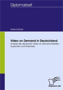 Video on Demand in Deutschland (eBook, PDF)