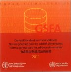 General Standard for Food Additives 2011: Codex Alimetarius