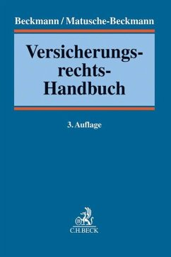 Versicherungsrechts-Handbuch