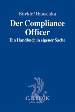 Der Compliance Officer