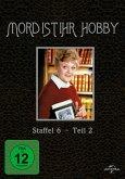 Mord ist ihr Hobby - Staffel 6.2 (3 Discs, OmU)