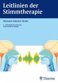 Leitlinien der Stimmtherapie (eBook, ePUB)