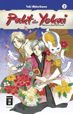 Pakt der Yokai / Pakt der Yokai Bd.3