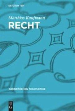 Recht - Kaufmann, Matthias