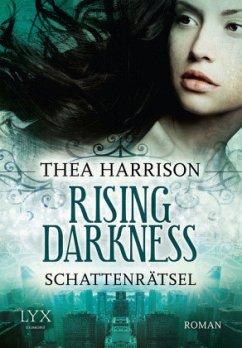 Schattenrätsel / Rising Darkness Bd.1 - Harrison, Thea