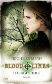 Feuriges Herz / Bloodlines Bd.4