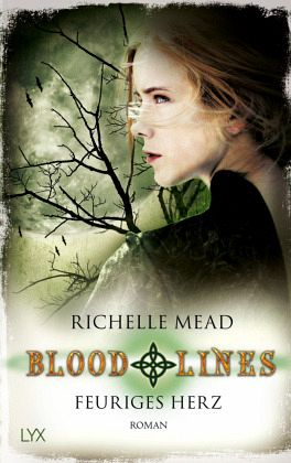 Buch-Reihe Bloodlines von Richelle Mead