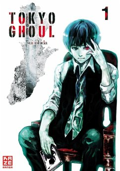 Tokyo Ghoul Bd.1 - Ishida, Sui