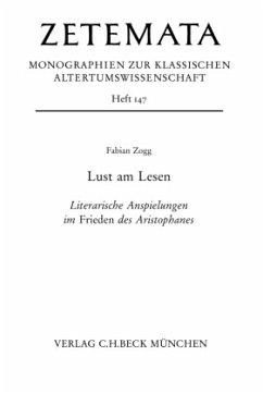 Lust am Lesen - Zogg, Fabian
