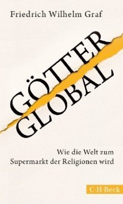 Götter global - Graf, Friedrich W.