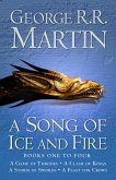 A Game of Thrones: The Story Continues Books 1-4: A Game of Thrones, A Clash of Kings, A Storm of Swords, A Feast for Crows (A Song of Ice and Fire) (eBook, ePUB)