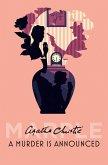 A Murder is Announced (Miss Marple) (eBook, ePUB)