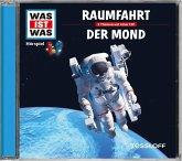 Raumfahrt; Der Mond, 1 Audio-CD