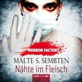 Nähte im Fleisch / Horror Factory Bd.17 (MP3-Download)