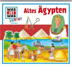 Altes Ägypten / Was ist was junior Bd.23 (Audio-CD)